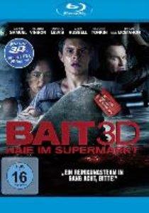 Bait-Haie im Supermarkt 3D BD