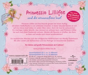 Prinzessin Lillifee Und Die Verwunschene Insel