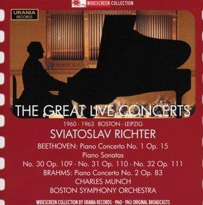 Große Live-Konzerte: Svjatoslav Richter