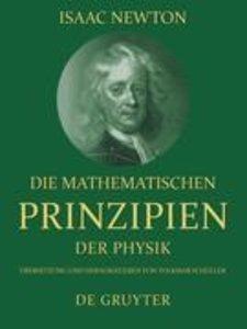 Die mathematischen Prinzipien der Physik