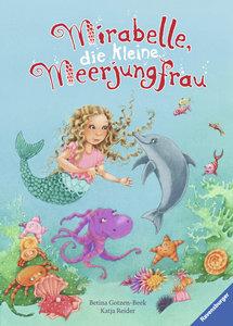 Reider, K: Mirabelle, die kleine Meerjungfrau