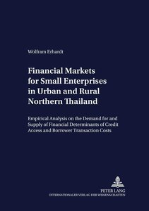 Financial Markets for Small Enterprises in Urban and Rural North