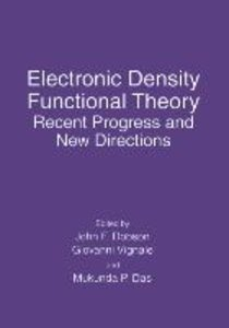 Electronic Density Functional Theory