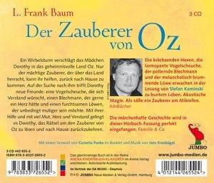 Der Zauberer Von Oz.Arena Kinderbuch-Klassiker