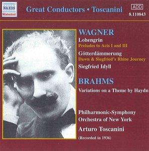 Wagner/Brahms