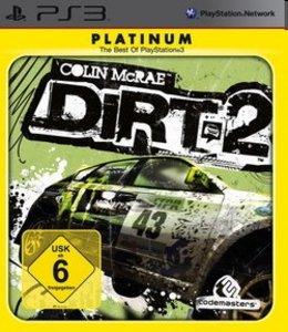 Colin McRae: DiRT 2 - Platinum