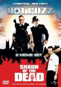 Hot Fuzz-Shaun of the Dead