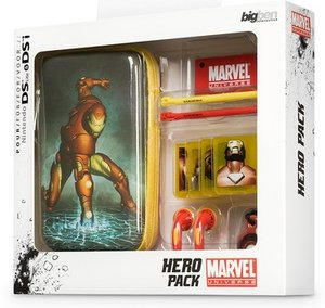 Marvel Hero Pack Iron Man