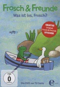 (1)DVD Zur TV-Serie-Was Ist Los,Frosch!