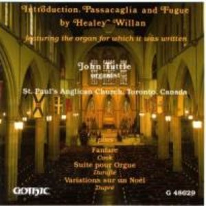Tuttle, J: Introduction/Passacaglia and Fugue