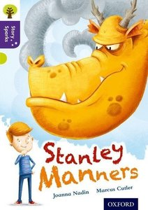 Oxford Reading Tree Story Sparks: Oxford Level 11: Stanley Manne