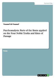 Psychoanalysis. Parts of the Brain applied on the Four Noble Tru