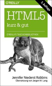 HTML5 - kurz & gut