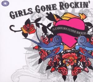 Various: Girls Gone Rockin: Rockabilly Girls
