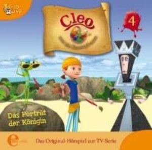 (4)Original Hörspiel TV-Das Porträt Der Königin