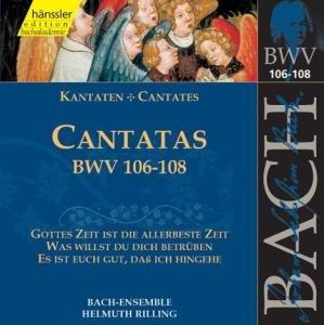 Kantaten BWV 106-108
