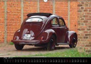 The Original Beetle (Wall Calendar 2015 DIN A3 Landscape)