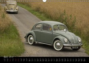 The Original Beetle (Wall Calendar 2015 DIN A3 Landscape)