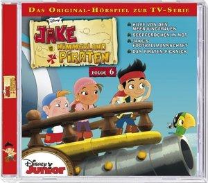 Jake und die Nimmerland-Piraten Teil6