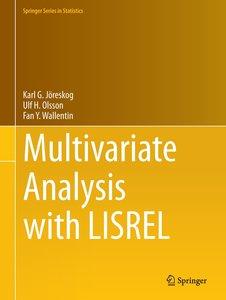 Multivariate Analysis with LISREL