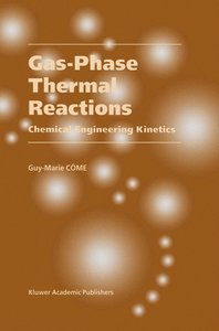 Gas-Phase Thermal Reactions