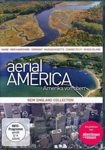 Aerial America - Amerika von oben: New England Collection