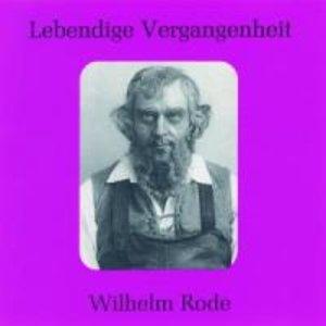 Wilhelm Rode
