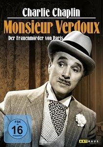 Charlie Chaplin - Monsieur Verdoux - Der Frauenmörder von Paris