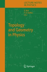 Topology and Geometry in Physics
