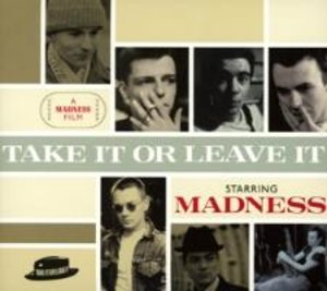 Take It Or Leave It (CD+DVD)