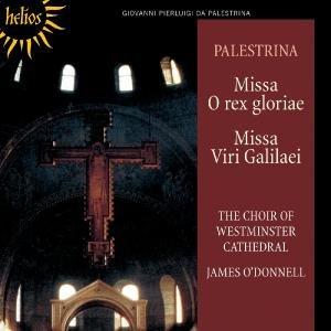 Missa Viri Galilaei/Missa O Rex Gloriae