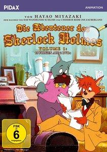 Die Abenteuer des Sherlock Holmes - Vol. 1
