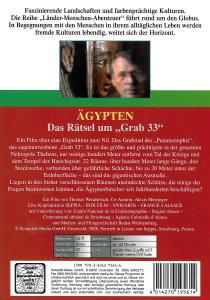"Ägypten-Das Rätsel um ""Grab 33"""