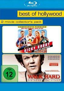 Ricky Bobby - König der Rennfahrer / Walk Hard - Die Dewey Cox S