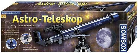 Kosmos 677015 - Astro-Teleskop, Refraktor 60/700 - zum Schließen ins Bild klicken