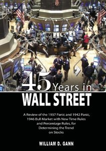 45 Years in Wall Street