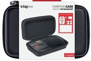 CARRYING CASE für Nintendo Switch, Tasche, NSW, schwarz