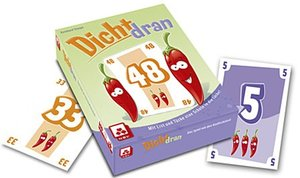 Nürnberger Spielkarten Verlag 4018 - Dicht dran