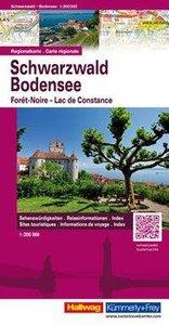 Schwarzwald - Bodensee 1 : 200 000