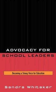 Advocacy for School Leaders