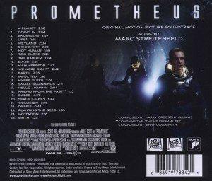 Prometheus/OST