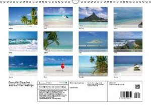 Beautiful Beaches and summer feelings (Wall Calendar 2015 DIN A3