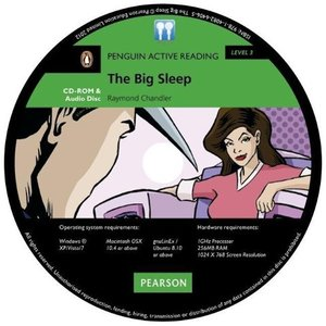 The Big Sleep Audio. Audio CD-ROM Pack Level 3