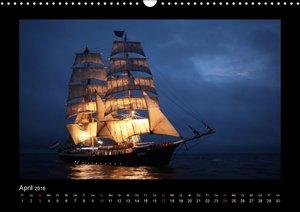 Baltic Sail (Wandkalender 2016 DIN A3 quer)