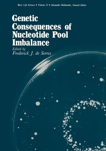 Genetic Consequences of Nucleotide Pool Imbalance
