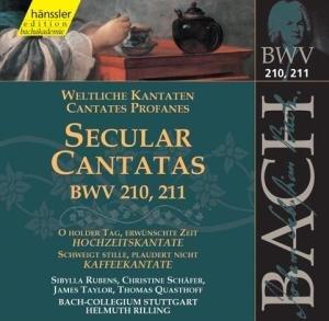 Weltliche Kantaten BWV 210+211