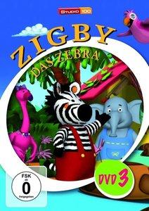 Zigby,das Zebra DVD 3