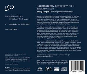 Sinfonie 3/Russia