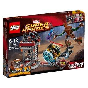 LEGO® Super Heroes 76020 - Der Ausbruch