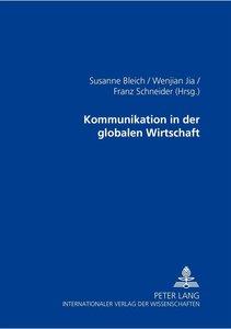 Kommunikation in der globalen Wirtschaft